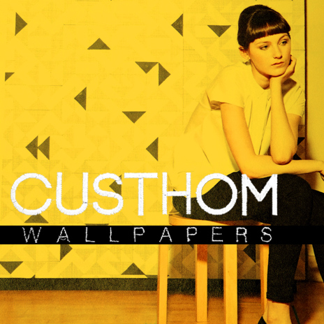 Designtapeten: CUSTHOM Wallpapers