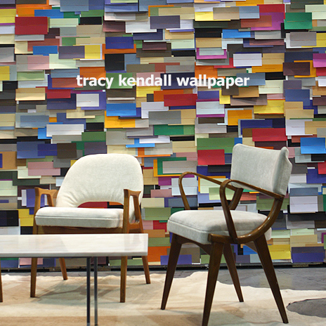 Designtapeten: Tracy Kendall Wallpaper